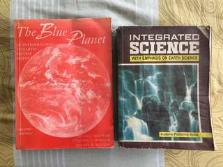 Earth Science Textbooks