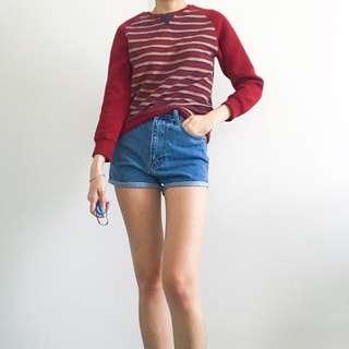 Zara Stripe Sweater