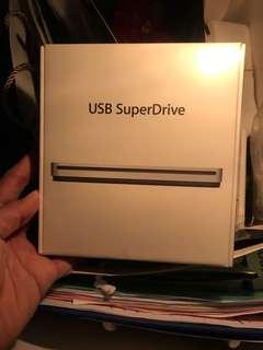 Usb super drive for macbook
