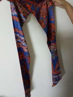 High End Fabric Scarf