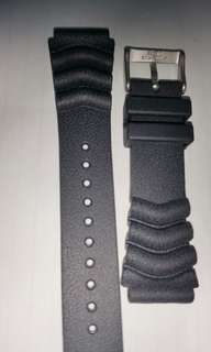 Seiko Z22 rubber Watch straps