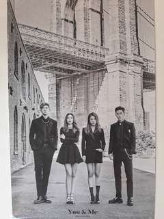 CONTOH Poster KARD-YOU AND ME