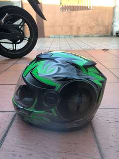 Grayfosh full face helmet
