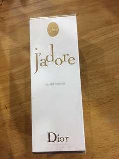 Authentic Dior Jadore Perfume