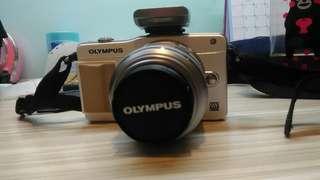 🚚 olympus pen mini e-pm2