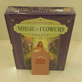 Magic of Flowers oracle tarot