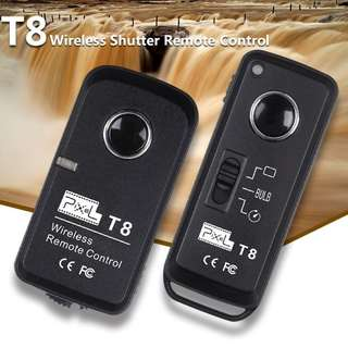 Pixel T8/N3 2.4GHz Wireless Timer Remote Shutter