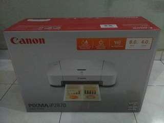 Jual printer Canon second