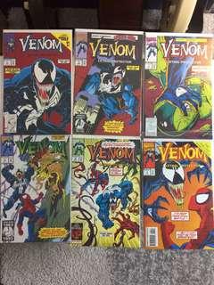 Venom Lethal Protector #1-6