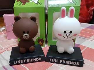 Line doll