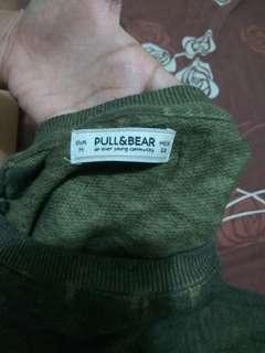 Pull & Bear T-shirt (pull n bear) *OPEN BARTER