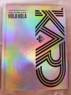 ALBUM KARD HOLA HOLA