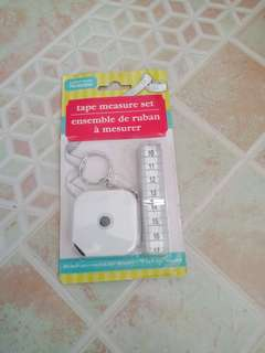 Crafter's Square Notions Tape Measure Set