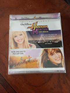 Hannah Montana the movie.