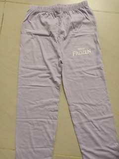Disney frozen cotton pants