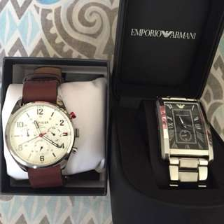 Pre loved authentic watches