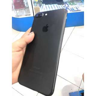 Iphone 7 Plus 32gb Matteblack