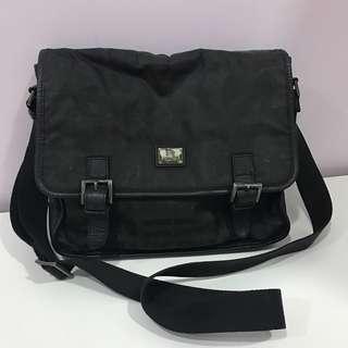 Burberry Black Label Sling Bag Authentic