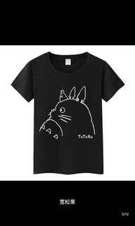 歐洲版龍貓T恤(包郵)