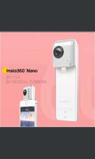 Insta360 Nano Used