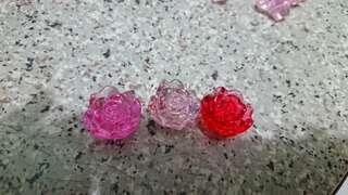 冒險樂園水晶-花