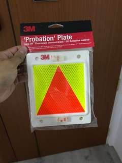 3M Probation Plate