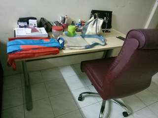 Office/Working table with chair