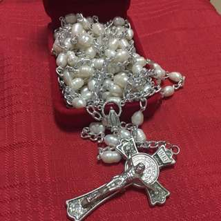 Handmade Rosary Cord For Catholic Wedding