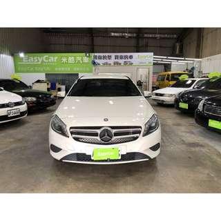 2015年A180 全車近新車 新古車