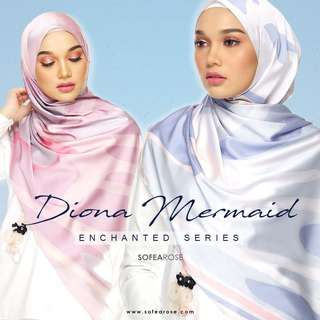 Newly Released Diona Mermaid Series by Sofearose