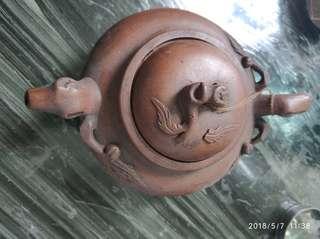 清代紫砂壺