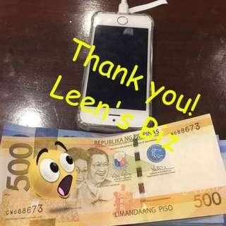 Thanks for trusting! #LegitReseller