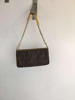 Michael Michael Kors chain wallet