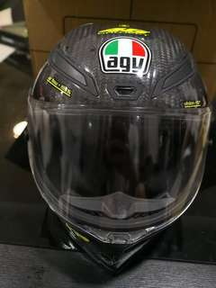 AGV Pista project 46 carbon