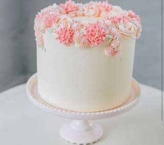 """Mothers day cake ! 4"""""""