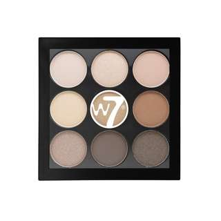 INSTOCK W7 Naughty Nine Eyeshadow Palette