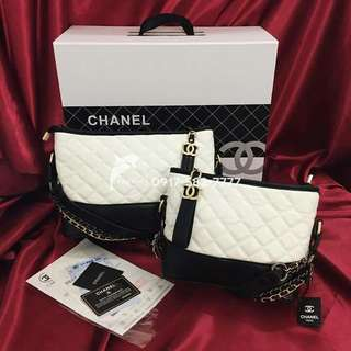High quality Chanel 2in1 bag