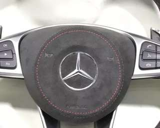 Conversion of FL non AMG to AMG airbag cover