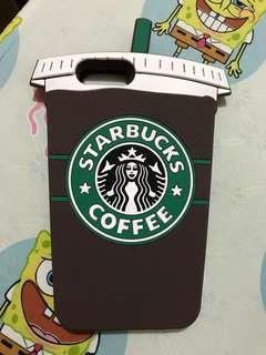 Starbucks 電話殼