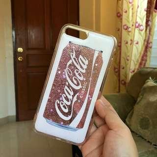 Iphone 7/8 plus cases: coca cola