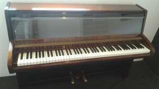 #Ramadan50 European Piano Schimmel Working Condition