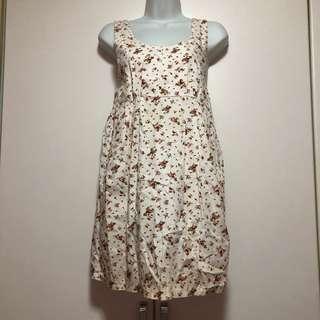 ♥️ Cherry Floral Dress