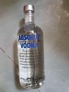 Vodka 1支
