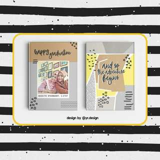 Graduation Gift Notebook