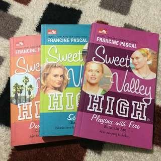 Sweet valley high edisi 1-3