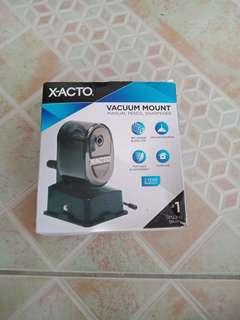 X-Acto Vacuum Mount Manual Pencil Sharpener