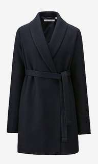UNIQLO and LEMAIRE Cashmere Blended Short Coat