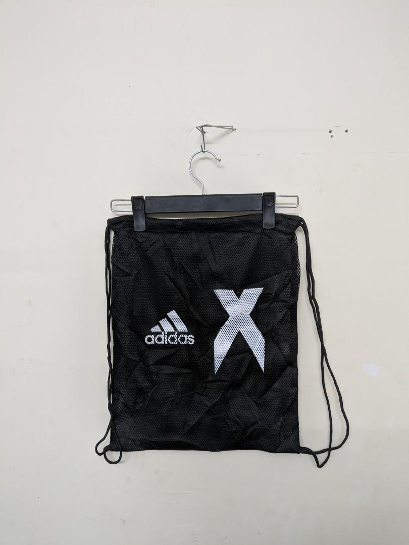 Adidas Drawstring Bag, Men's Fashion