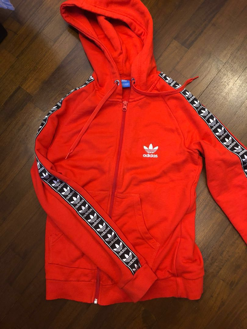 Carousell On Tnt Jacket Tape Red Side Adidas Y6v7bfyg