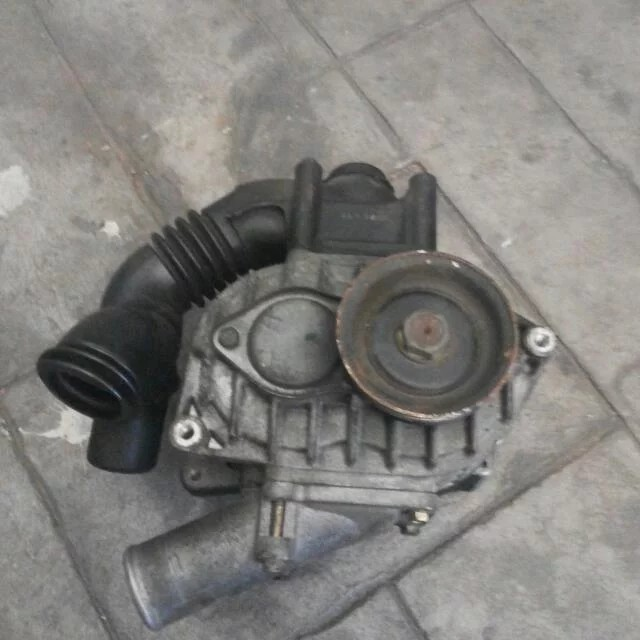 Amr500 supercharger
